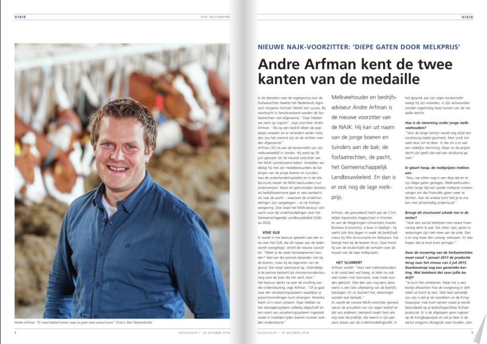 Andre Arfman