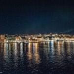 Kristiansand, 22:15 uur. © blue ice | bert westenbrink