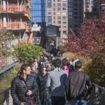 The High Line, wandelen over een oude spoorlijn / © blueice | bertwestenbrink